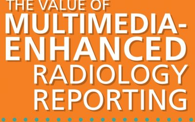 Hyperlinked multimedia-enhanced radiology reports